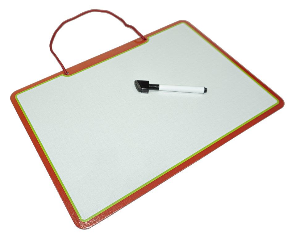 Универсальный маркерно-меловой планшет (арт. 02931)