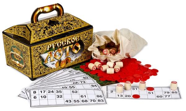 правила игры русское лото дома на деньги