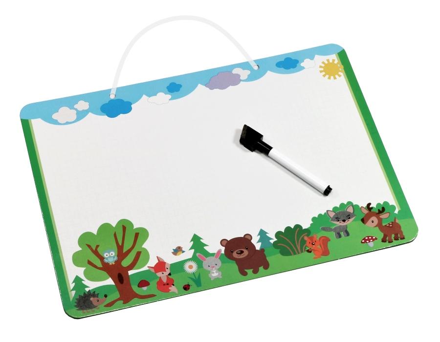 Маркерно-меловой планшет «Лес» (арт. 02909)