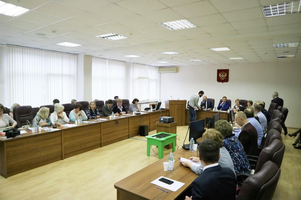 Круглый стол Союз МТПП 27.06.2019